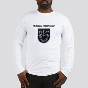 5th Special Forces Group Long Sleeve T-Shirt