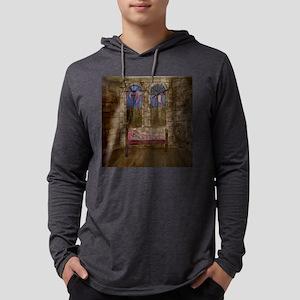 sleepingmousepad Mens Hooded Shirt