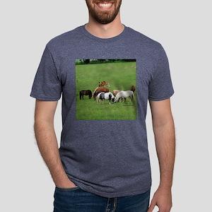 herdtshirt Mens Tri-blend T-Shirt