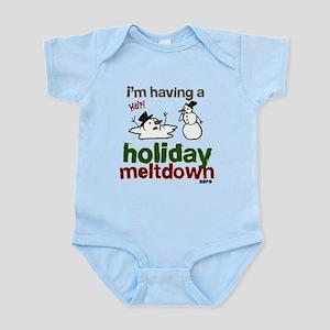 Holiday Meltdown Infant Bodysuit