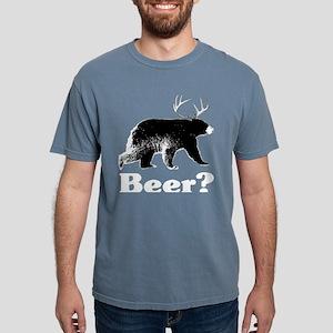 Beer?_Blk Mens Comfort Colors Shirt