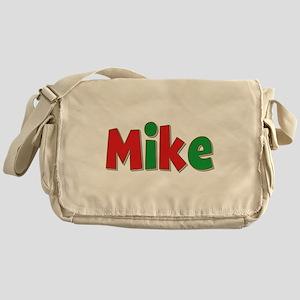 Mike Christmas Messenger Bag