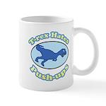 T-Rex Hates Push-ups 2 Mug