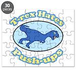 T-Rex Hates Push-ups 2 Puzzle