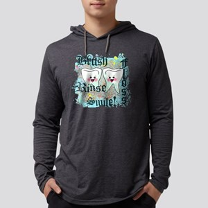 two teethgrunge Mens Hooded Shirt
