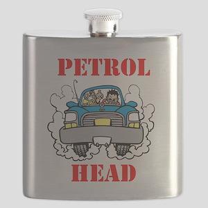 Petrol Head Flask