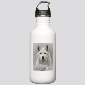 White Wolf Stainless Water Bottle 1.0L