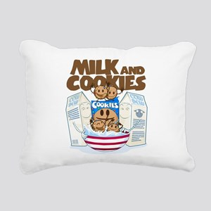 Cookie Rectangular Canvas Pillow