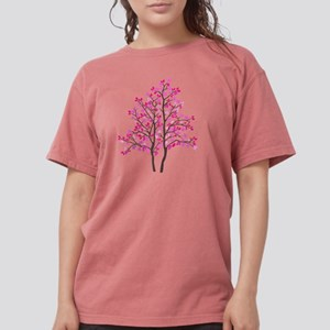 pink_tree Womens Comfort Colors Shirt