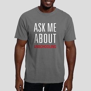 unschool2 Mens Comfort Colors Shirt