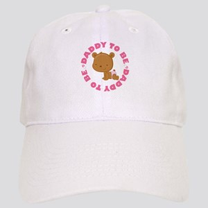 Dad To Be (baby girl) Cap