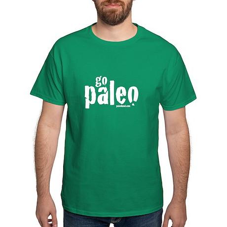 Go Paleo Dark T-Shirt