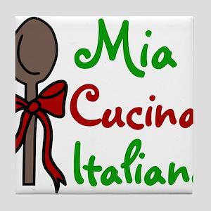 Italiana Tile Coaster