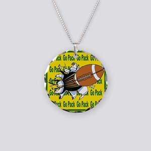Go Pack Necklace Circle Charm