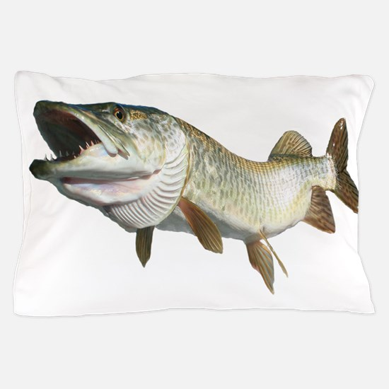 Toothy Musky Pillow Case