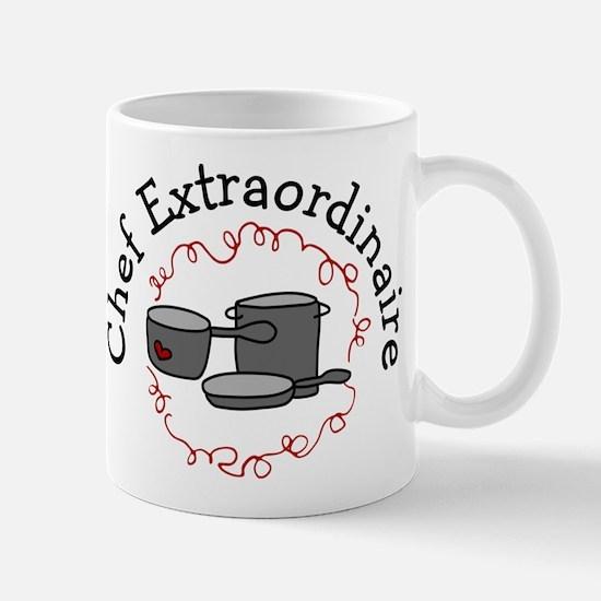 Chef Extraordinaire Mug