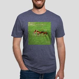 babiesmagnet Mens Tri-blend T-Shirt