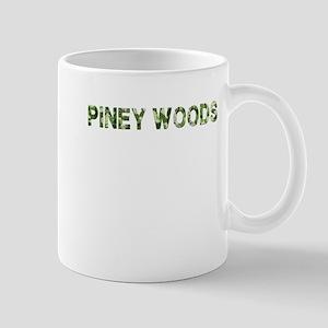 Piney Woods, Vintage Camo, Mug