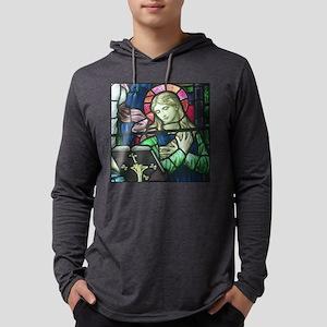 Mary Detail for TILES Mens Hooded Shirt