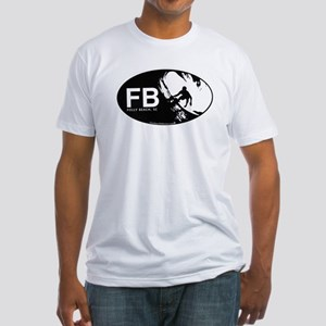 fb_shortbdOpaque Fitted T-Shirt