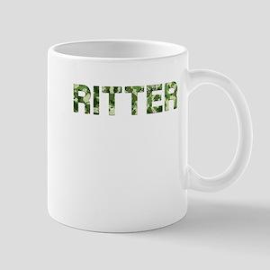 Ritter, Vintage Camo, Mug