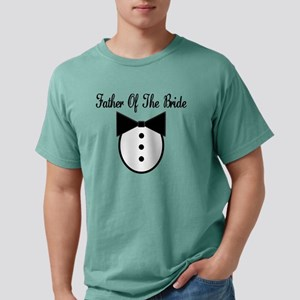 father of the bride Mens Comfort Colors Shirt