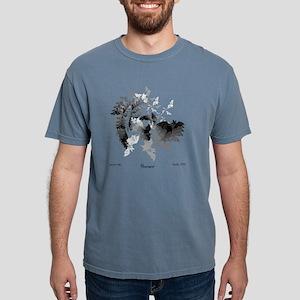 Fibonacci Bats Shirt Mens Comfort Colors Shirt