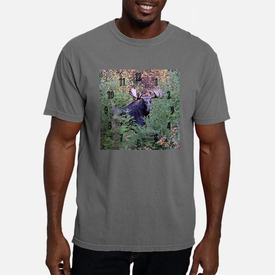 wallclock 5.png Mens Comfort Colors Shirt