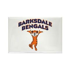 Barksdale Bengals! Rectangle Magnet (10 pack)