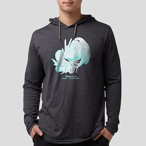 Fibonacci Waves T Shirt Mens Hooded Shirt