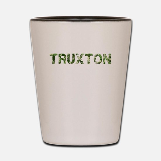 Truxton, Vintage Camo, Shot Glass