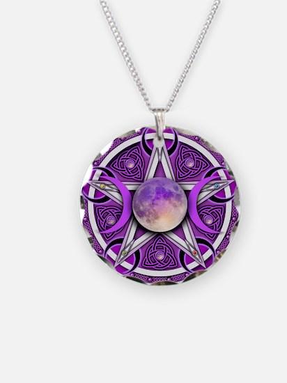 Funny Pentagram Necklace
