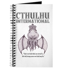 Cthulhu International Travel Journal