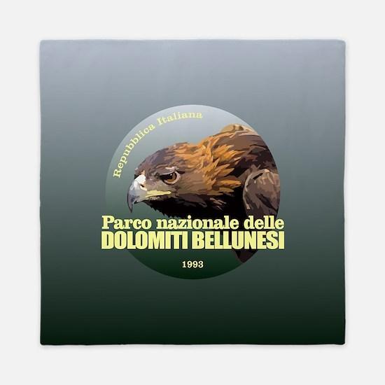 Dolomiti Bellunesi Queen Duvet
