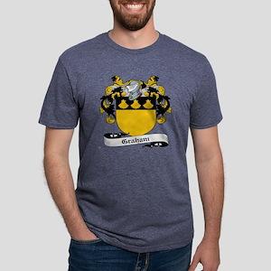 Graham Family Mens Tri-blend T-Shirt