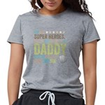 Who needs Super Heroes? - Womens Tri-blend T-Shirt