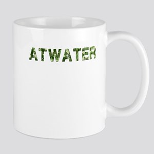 Atwater, Vintage Camo, Mug