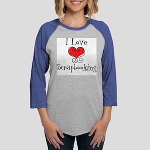 lovesbing_7x7 Womens Baseball Tee
