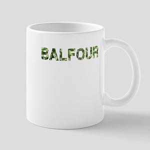 Balfour, Vintage Camo, Mug