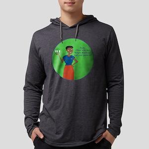 WBAA Mens Hooded Shirt