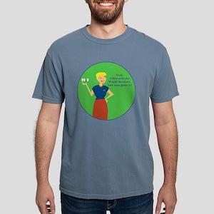 WBBL Mens Comfort Colors Shirt