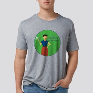 WBBR Mens Tri-blend T-Shirt