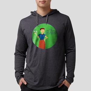 WBRD Mens Hooded Shirt