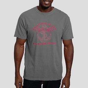 CVN76.tattoo.Uncle.pink. Mens Comfort Colors Shirt