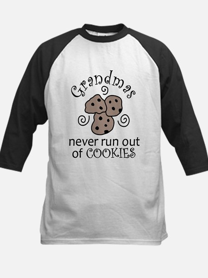Cookies Kids Baseball Jersey