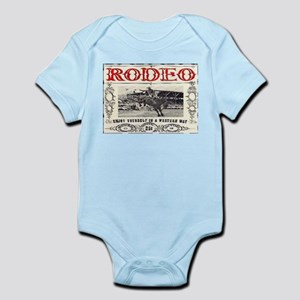 Vintage Rodeo Infant Bodysuit
