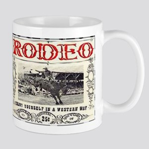 Vintage Rodeo Mug