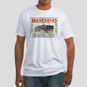 Vintage Rodeo Fitted T-Shirt