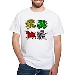 Landvættir T-Shirt (White)