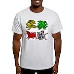 Landvættir T-Shirt (Ash Grey)